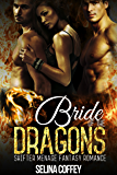 Bride of The Dragons: Shifter Menage Fantasy Romance (English Edition)