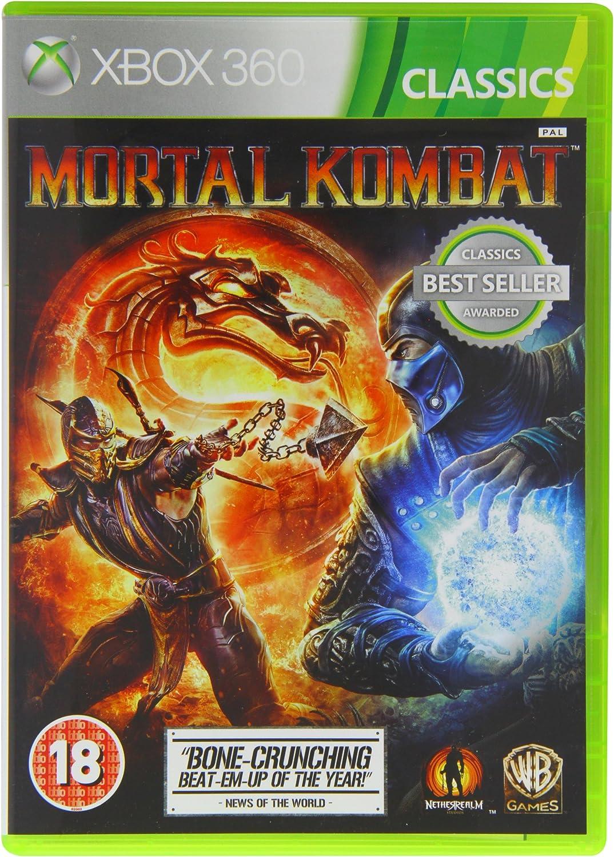 Mortal Kombat Classic [Importación Inglesa]: Amazon.es: Videojuegos