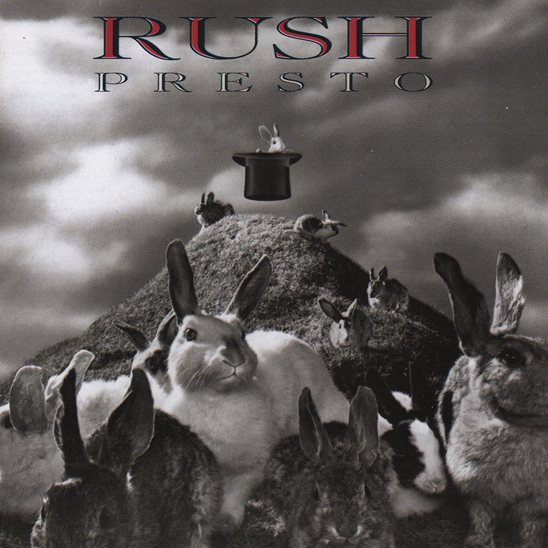 Presto (Vinyl)
