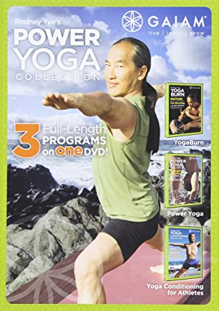 Power Yoga Collection 3 Full Length Programs