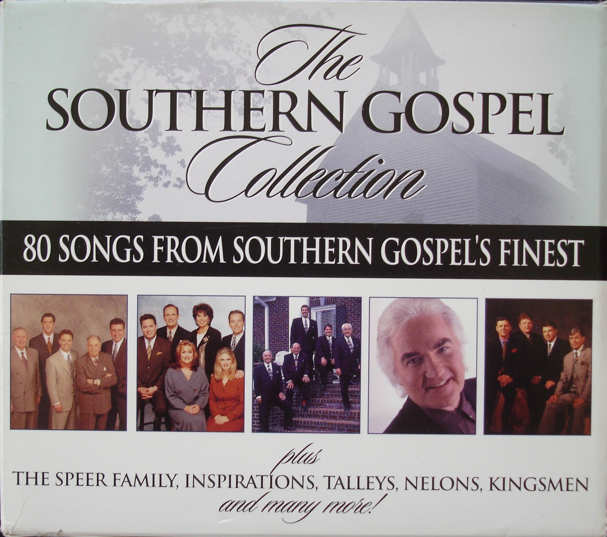 The Southern Gospel Collection: 80 Songs From Southern Gospel's Finest