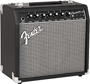 Fender Champion 20 · Amplificador guitarra eléctrica: Amazon.es ...