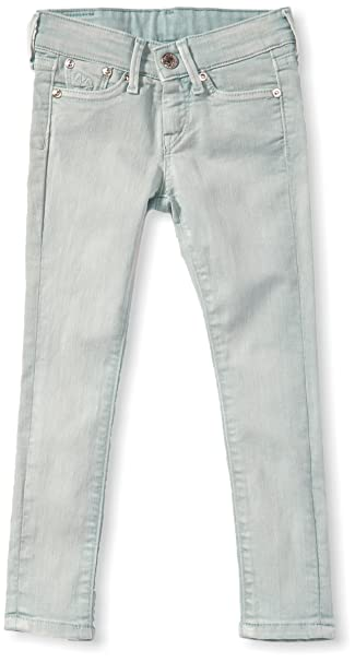 Pepe Jeans Pixlette, Vaqueros para Niñas, Verde (Mojito 605 ...