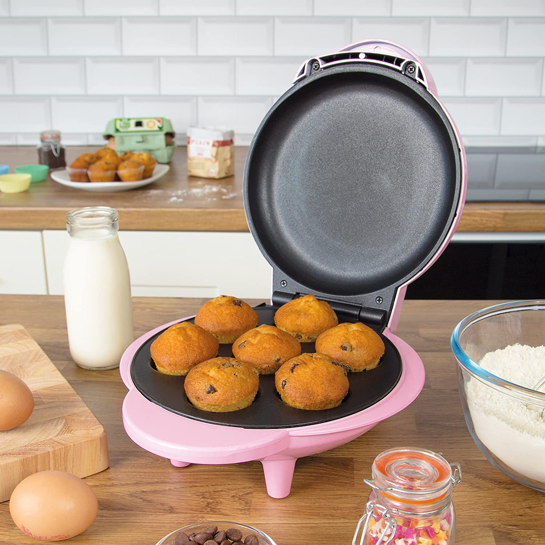Global Gizmos Benross Cupcake Maker, 1000 Watt, Fun Pink: Amazon.co.uk:  Kitchen & Home