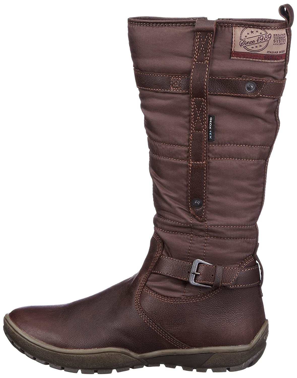 sports shoes check out popular stores Geox Mädchen JR Moon WPF Stiefel