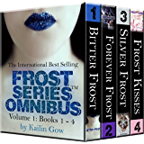 Bitter Frost Omnibus Books 1-4 (Bitter Frost Series)