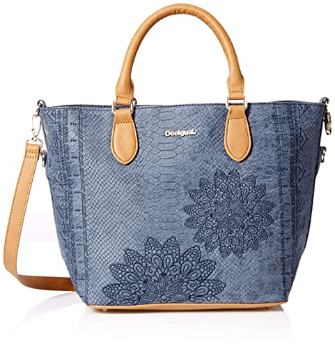 Florida Scarpe Aquiles Bag Borse Amazon Navy Hand it Desigual E 6O7wfqw