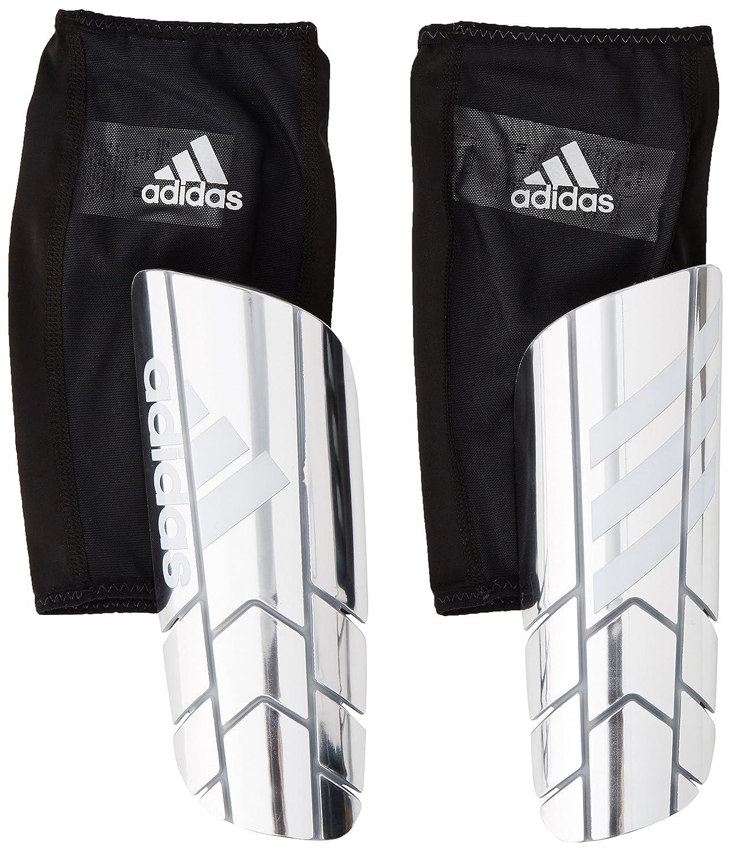 adidasゴーストプロシンガードすねあて B01GK9H4ZS Medium|Silver Met./White/Black Silver Met./White/Black Medium