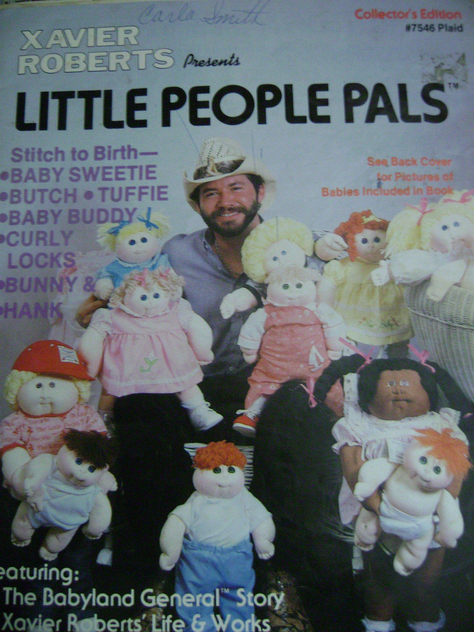 Xavier Roberts presents little people pals
