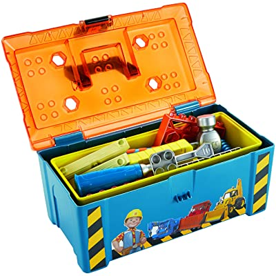 Fisher-Price Bob the Builder, Deluxe Tool Box: Toys & Games