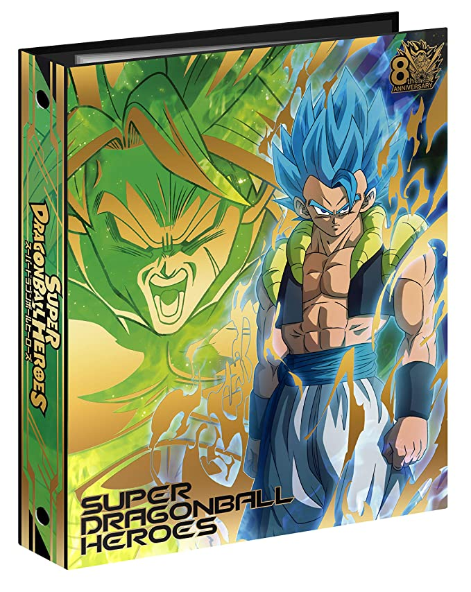 Amazon.com: BANDAI Super Dragon Ball Heroes Official 9 ...