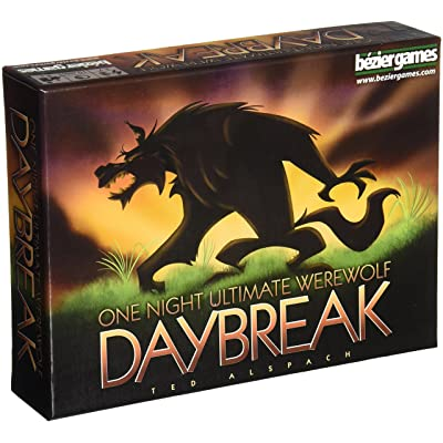 Bezier Games One Night Ultimate Werewolf Daybreak: Toys & Games