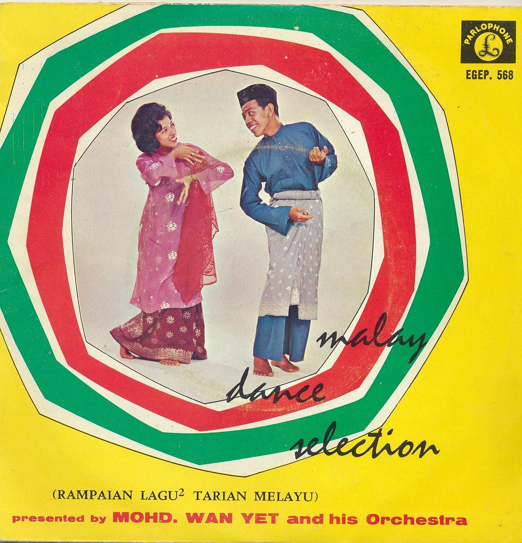 Mohd Wan Yet Malay Dance Selection Selendang Mayang Panchang