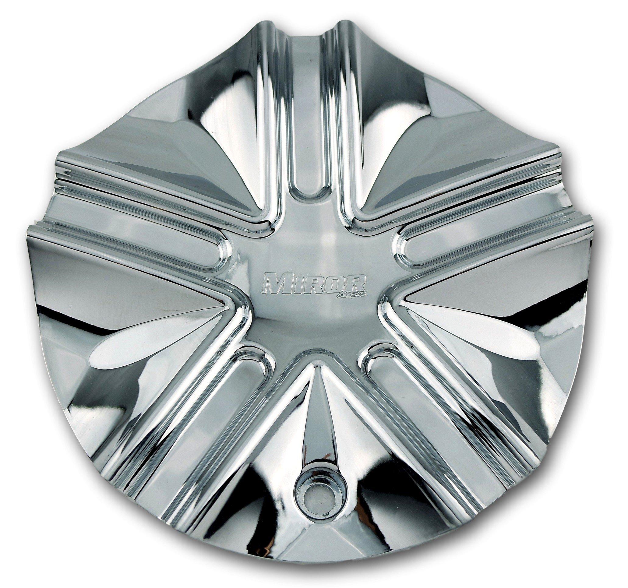 Miror Alloys Wheels Rim Center Cap CAP979L176 Chrome 6 3/4'' New