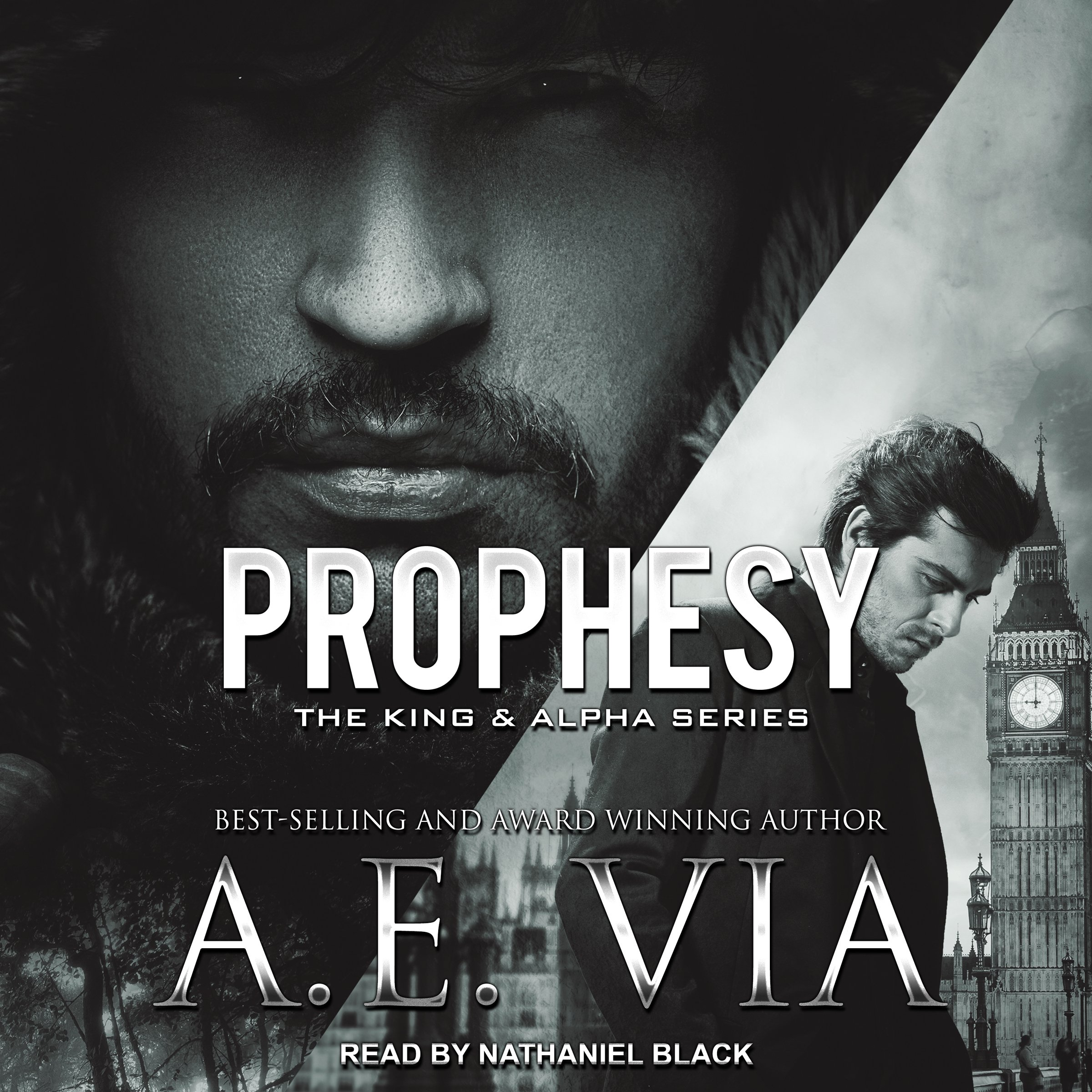 Prophesy: The King & Alpha Series Series, Book 1