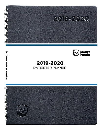 Agenda académica alemana 2019-2020: Amazon.es: Oficina y ...