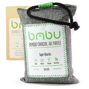Amazon Com Bmbu Bamboo Charcoal Car Deodorizer Car Freshener Bag