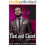 Tied and Laced (The Family Novak Book 6)