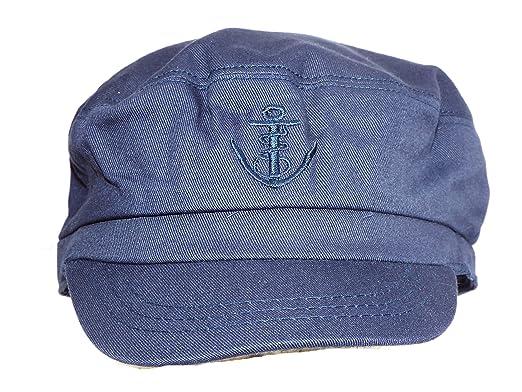 e0d2baff94d6 Véranno 1 casquette gavroche ancre de marin - chapeau - enfant - fille - 2  coloris