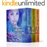 The Daughters of Riverton Complete Series: 3-Book Boxed Set – Inspirational Historical Romance, Clean and Wholesome Historica