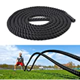 Amzdeal Corda da allenamento fisico /Fune da allenamento/corda forza delle braccia /corda rampicante