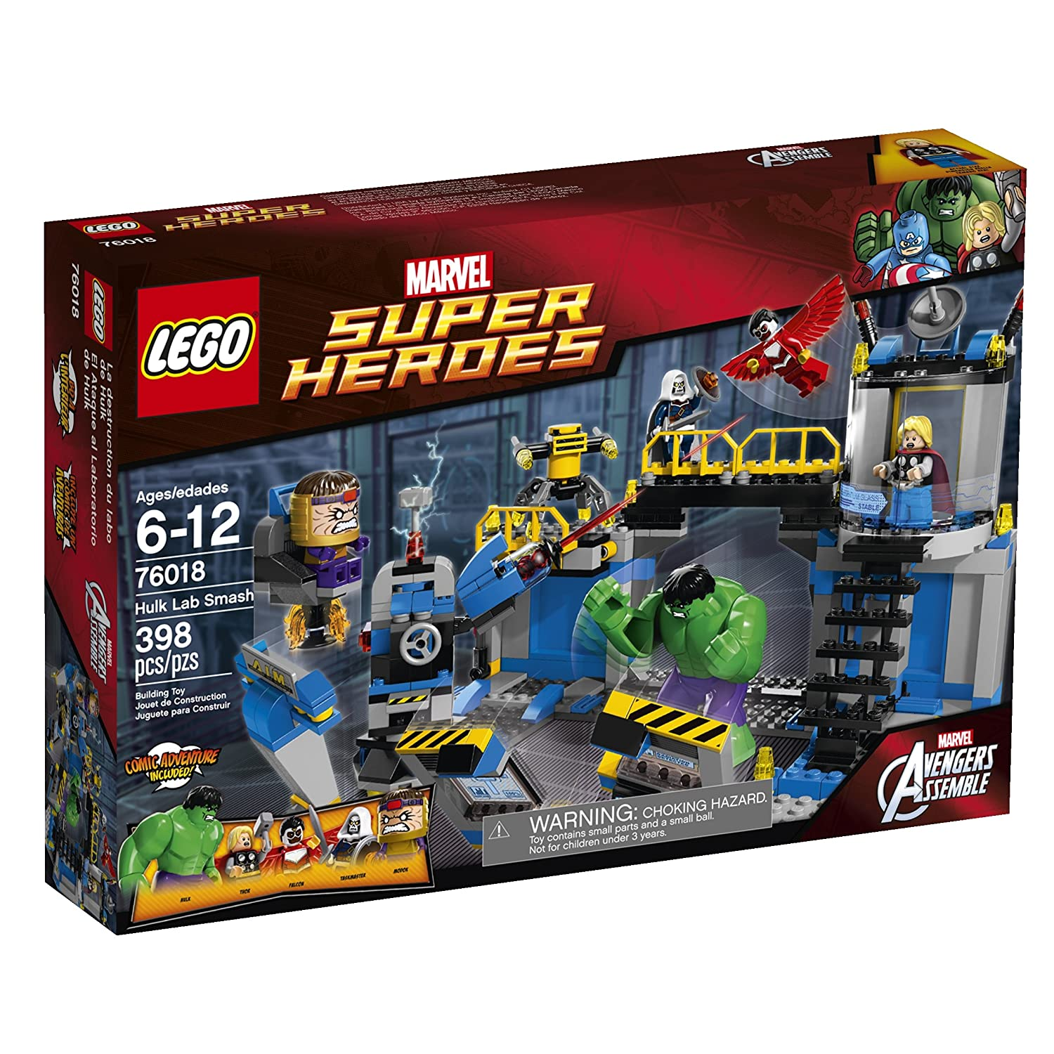 Top 9 Best LEGO Hulk Sets Reviews in 2020 2