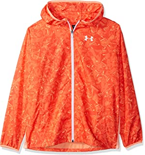 619b0b5f7 Amazon.com: Under Armour Boys Packable 1/2 Zip Jacket, Pitch Gray ...
