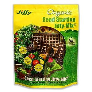 Jiffy Natural & Organic Starter Mix