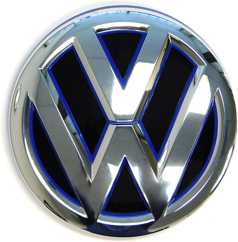 Original Vw Jetta 11 14 Front Stoßstangengitter Vw Emblem 5c6853601dlip Oem Auto