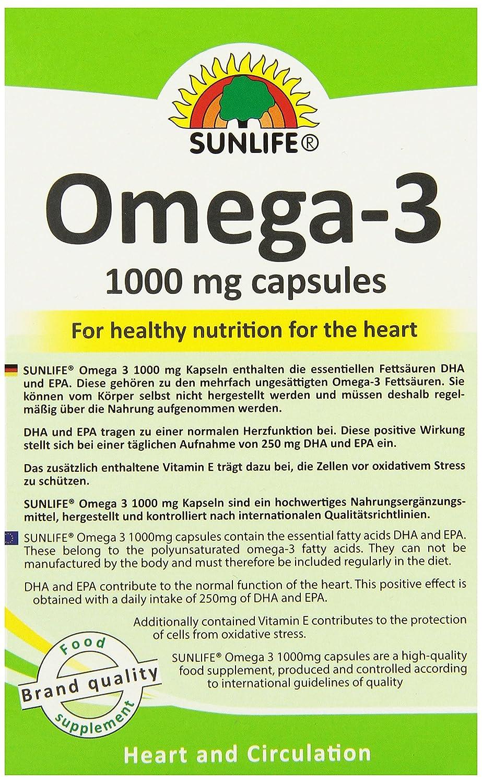 omega 3 fettsäuren was ist das