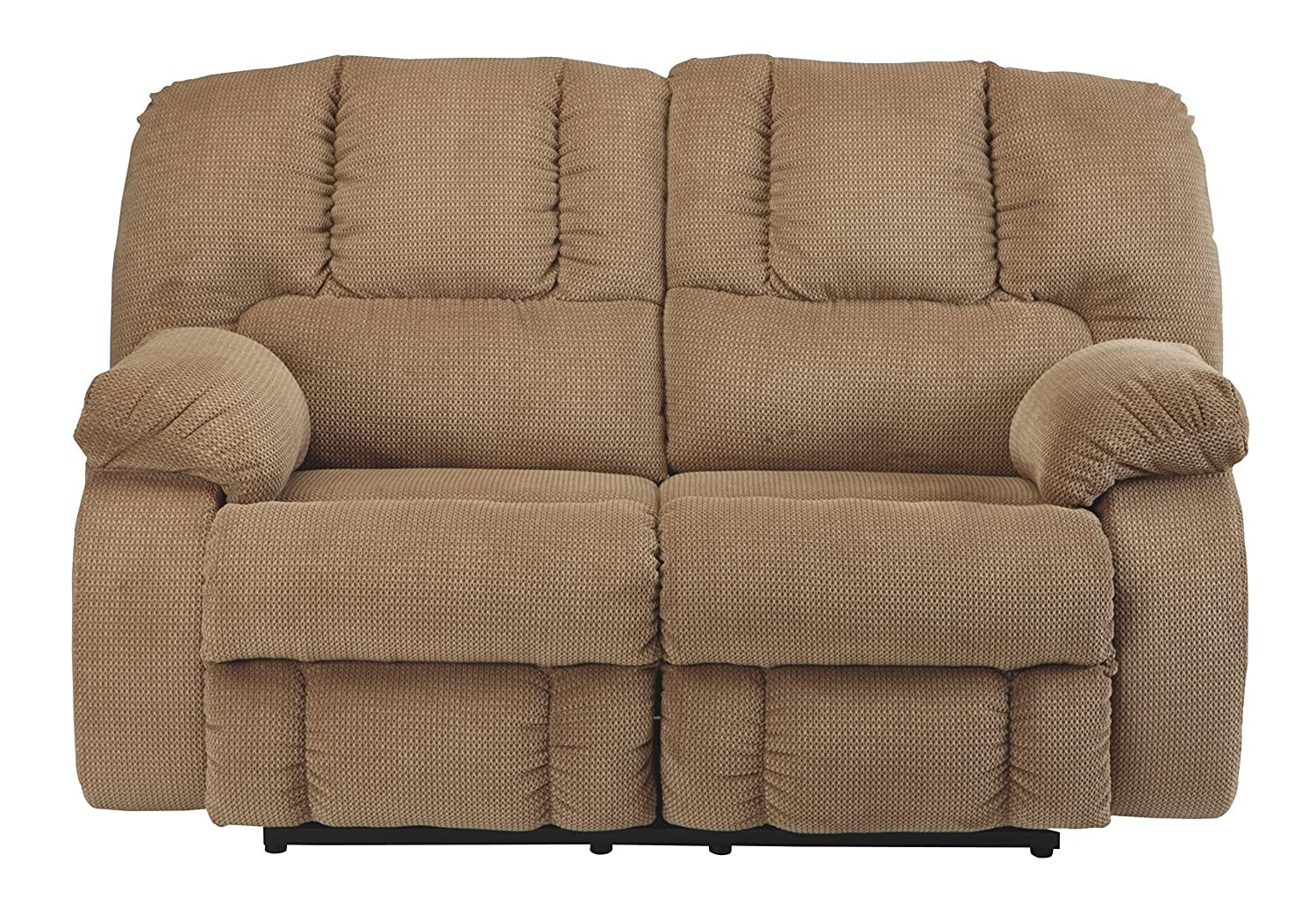 Surprising Amazon Com Benchcraft 3860286 The Roan Reclining Loveseat Alphanode Cool Chair Designs And Ideas Alphanodeonline