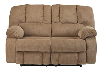 Phenomenal Amazon Com Benchcraft 3860286 The Roan Reclining Loveseat Alphanode Cool Chair Designs And Ideas Alphanodeonline