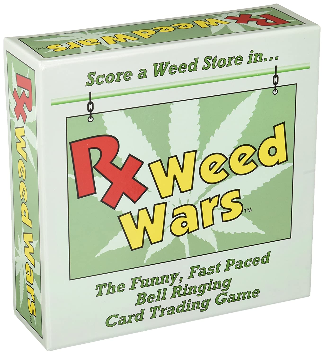 Rx Game Weed Wars Card Game Rx 3cc10f