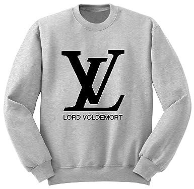 BlackSweatshirt Lord Voldemort Sudadera/Harry Potter/Hogwarts Sudadera S
