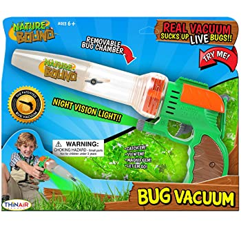 Nature Bound Bug Catcher Eco-Friendly Toy Vacuum