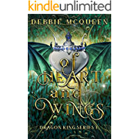 Of Heart and Wings (Dragon King Series Book 1) book cover