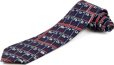 John William Clothing corbata de la ciencia de la química Talla ...
