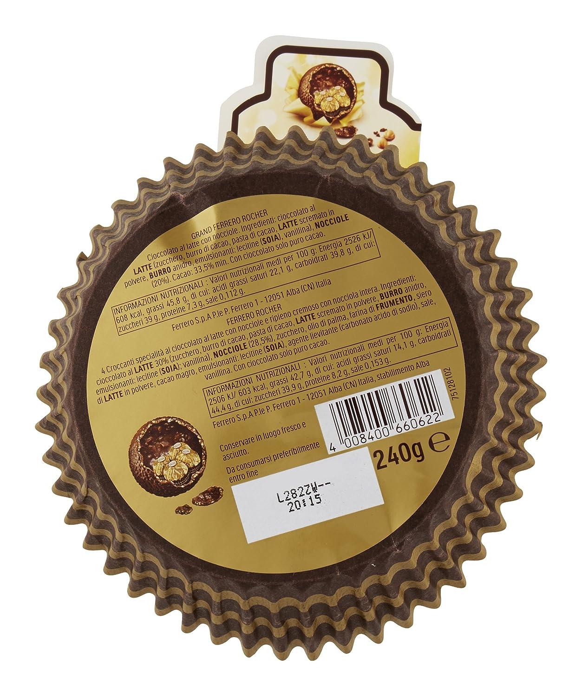 Grand Ferrero Rocher 240 g: Amazon.com: Grocery & Gourmet Food