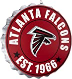 Atlanta Falcons 2016 Bottle Cap Wall Sign