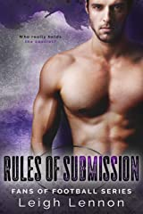 Rules of Submission (Fans of Football Book 2) Kindle Edition
