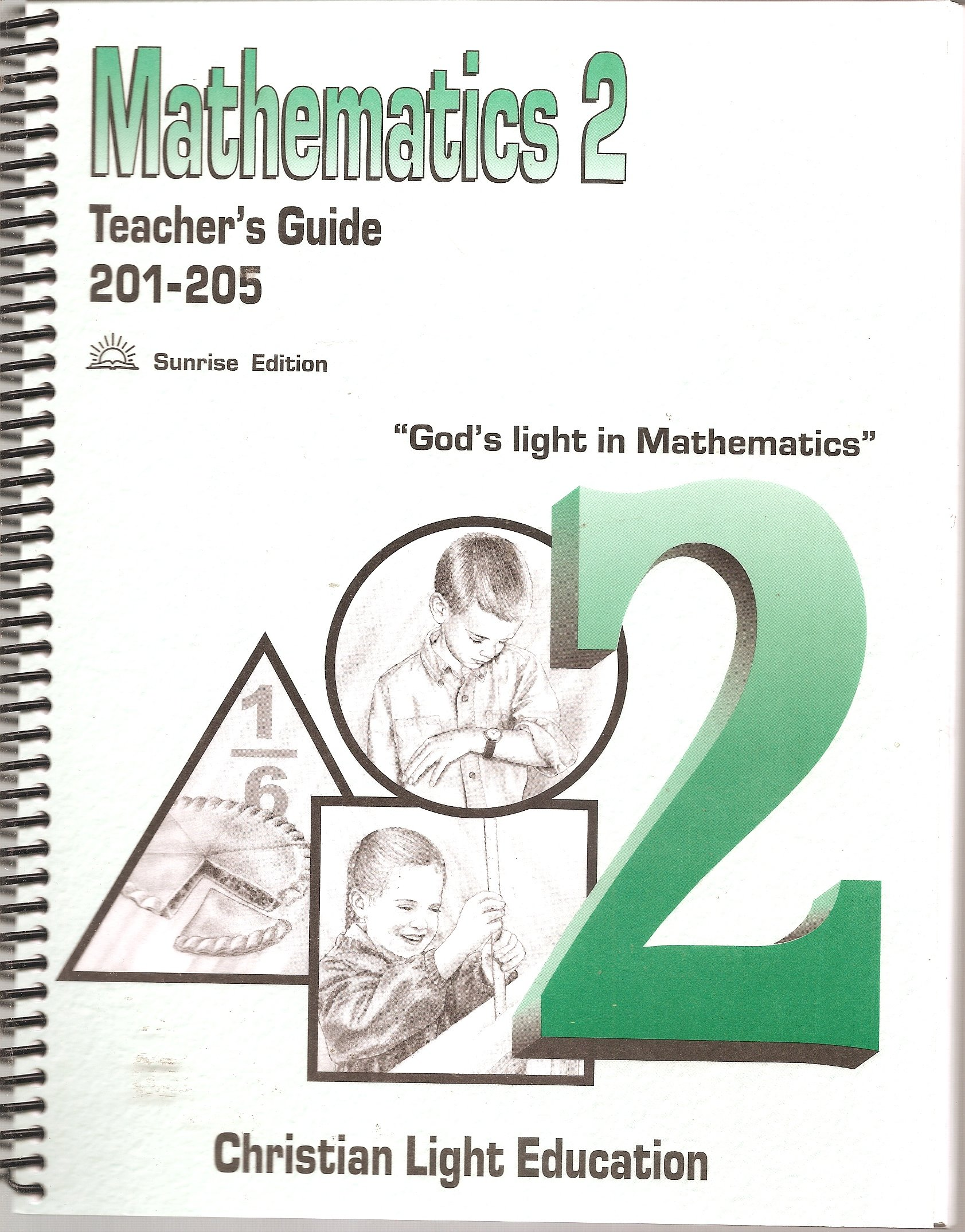 Mathematics 2 Teachers Guidebook Math Sunrise Edition