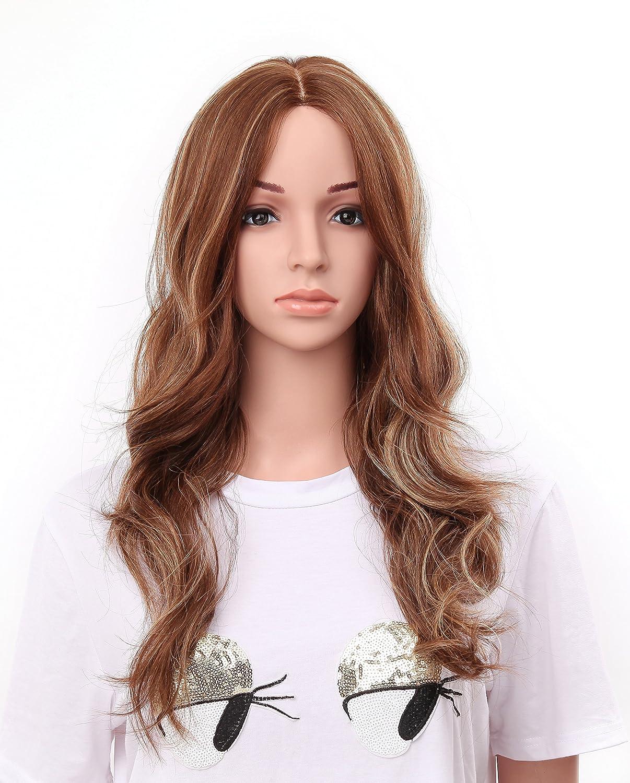 Amazon Onedor 24 Curly Kanekalon Premium Synthetic Lace Hair