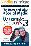 The Hows and Whys of Social Media: The Marketing Checklist 3
