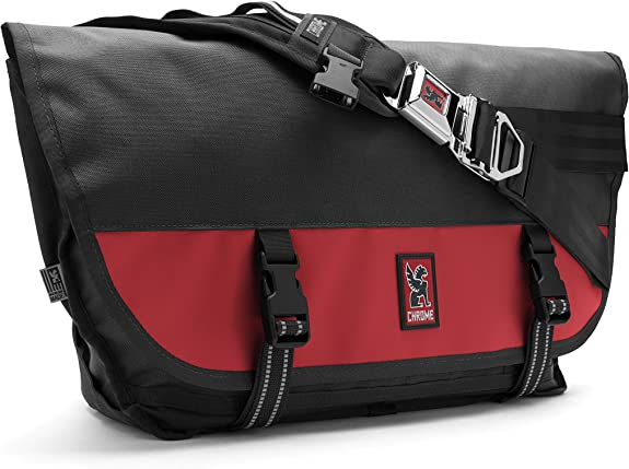 Chrome Industries Citizen Messenger Satchel Bag Seat Belt