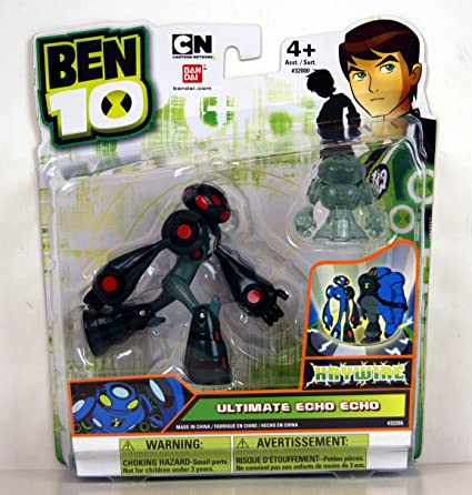 Ben 10 Ultimate Alien Haywire NRG with Mini Figure