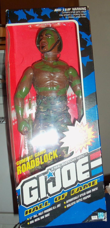 GI Joe Weapon GOLD Vega Roadblock Figure Stand 1993 Original Figure Accessory