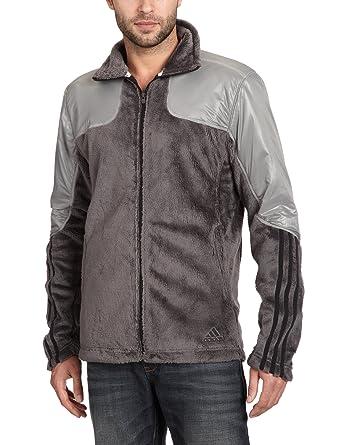 adidas CR H M - Chaqueta para hombre, tamaño XL, color gris: Amazon.es: Ropa y accesorios