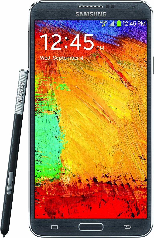 Amazon Com Samsung Galaxy Note 3 Black 32gb Verizon Wireless