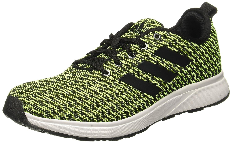 solapa Celda de poder bandera  Buy Adidas Men's Kivaro 1 M Cblack/Syello Running Shoes-10 UK/India (44 2/3  EU) (CI9941) at Amazon.in