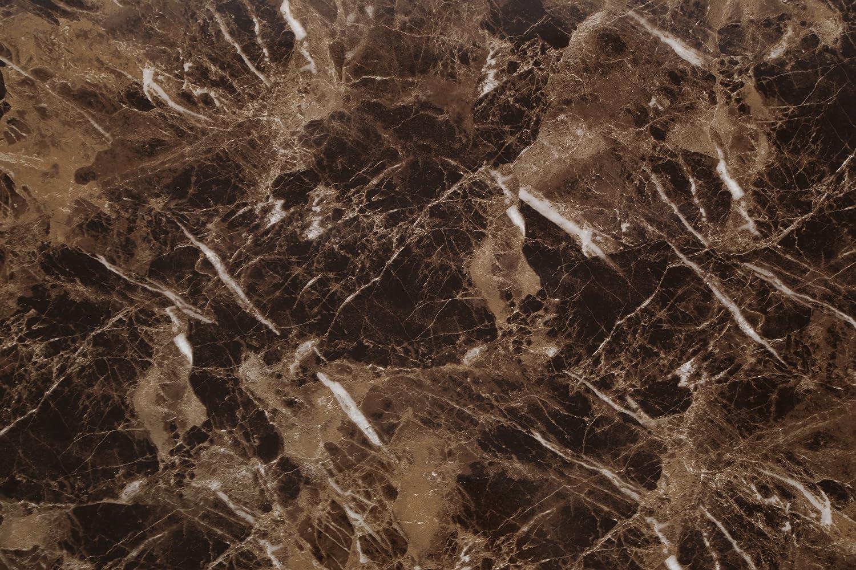 PVC impermeable ba/ño papel pintado 50/cm x 3/m Hierba Vintage revestimiento de caj/ón pelar y pegar Panel autoadhesivo de madera extra/íble 0,15/mm para pared